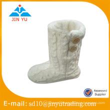 factory price wholesale elegant indoor winter cotton slipper zapato