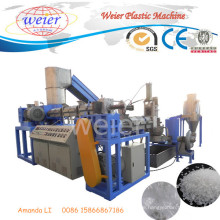 Ce SGS ISO Abfallplastikpellets PE PP HDPE Film Recycling Pelletierung Extruder