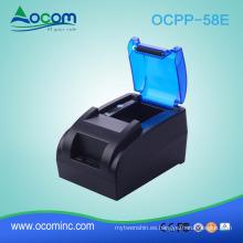 Precio de la máquina de la impresora de impresión de papel chine bill para factura