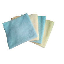 Clean Super Soft Compressed Warp Knitting Cloths