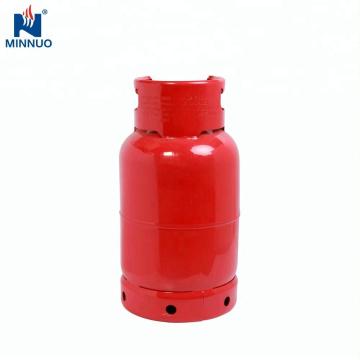 Dominica heißer Verkauf 12,5 kg Propan Zylinder