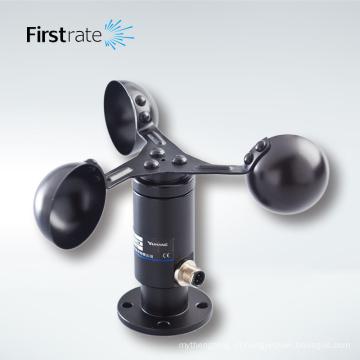 FST200-201 com anemômetro portátil do sensor da velocidade do vento do CE para a turbina de vento