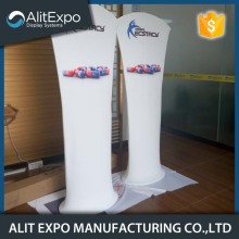 Exhibition display fabric banner stand