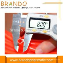OD8mm Tubo pneumático do plutônio do ar comprimido de ID5mm Pneumático