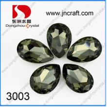 Perles de verre cristal pour bijoux fantaisie