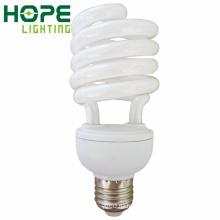 15 Вт половина спираль энергосберегающие лампы