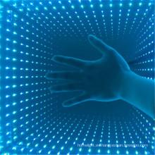 Etapa de iluminación LED Dance Floor interactivo para eventos de boda
