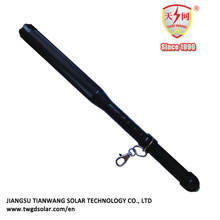 Aluminum Alloy Long Electric Shock with LED Light (TW-1108L)