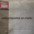 590gsm alto contenido de sílice sio2 96% tejido de fibra de vidrio