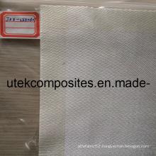Over 96% Silicon Dioxide 520GSM Satin High Silica Cloth