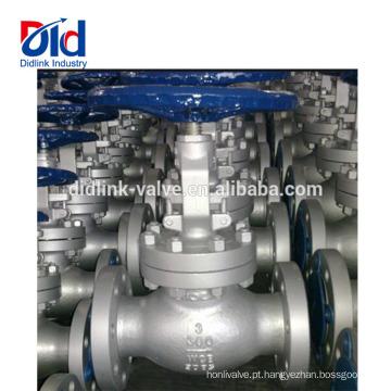 Direção de Vazão Fole Fisher 1 2 Forjado Definição 6 Ansi Carbon Steel Cls300 3 Função de Válvula Globo