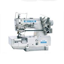 ZY500-05CB Flat-bed stretch Interlock Sewing Machine with knife