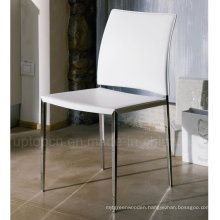 High Quality Grace Stacking Steel Leather Dining Room Chair (SP-LC212)