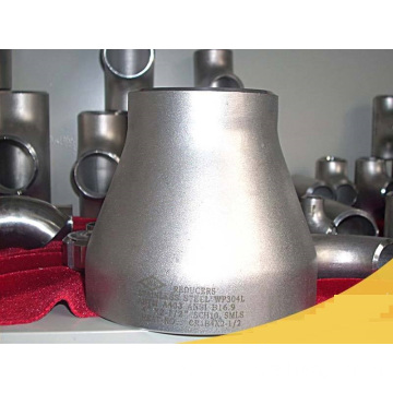 304stainless Steel Sch10 Con Reducer/Pipe