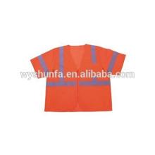 EN ISO20471 BSCI FACTORY chaleco de seguridad estilos personalizados chaqueta reflectante personalizada