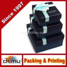 Household Essentials 3-Piece Hat Box Set (12D4)