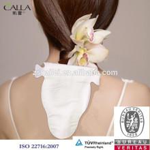Tratamiento de acondicionamiento profundo del cabello para la envoltura térmica con turbante térmico inalámbrico