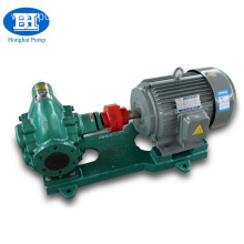 Factory source for Gear Oil Pump Electric fuel oil transfer gear pump supply to Hungary Factory