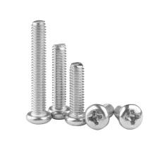 Stainless steel SS304 / SS316 hexagon socket head bolt/round head bolt