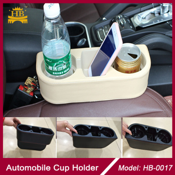 Plastic Multi-Function Car Cup Holder for Front Seat Between The Arm