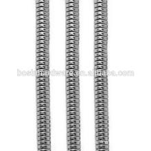 Fashion High Quality Metal Snake Chain 2mm