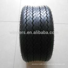 Neumático sin cámara del neumático 18/8.50-8 / carrito de golf