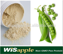 Food grade isolated pea protein 80%