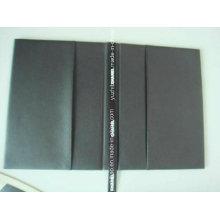 Portatarjetas personalizadas, cubierta de diario