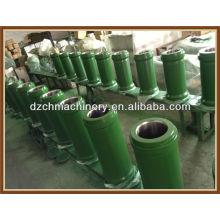mud pump forgings double metal cylinder liner