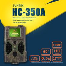 Nueva cámara HC350A del juego de la vida salvaje de la visión nocturna de 16MP