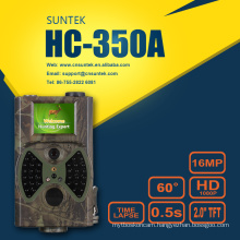 New 16MP Night Vision Wildlife PIR Game Camera HC350A