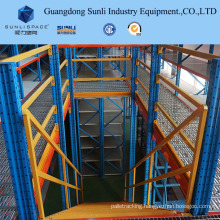 Selective Rack Supported Steel Floor Mezzanine