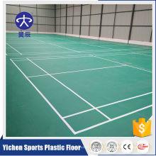 Producción de suelos de tenis de mesa personalizables