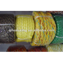 silage wrap bale hay plastic pp packing rope