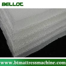 Tecido de Malha de Material Respirável 3D para Colchão de Ar