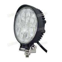 4inch 12V 24W LED faro de trabajo Folklift
