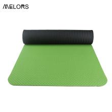 Tapis de yoga de Melors Tapis de yoga écologique pour l'entraînement à la maison
