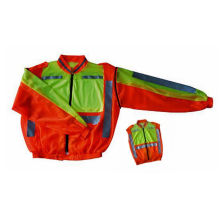 Safety Jacket, Sleeves Can Be Removed