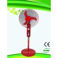 16 polegadas 24V DC Stand ventilador vermelho grande Timer (SB-S-DC16O)