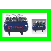 DT-6EW-90 безмасляный компрессор