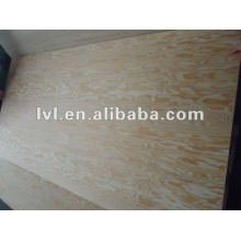 Pine core furniture plywood panel