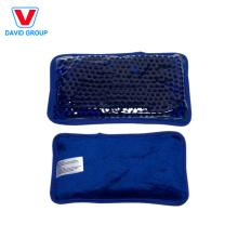 Gel de frío caliente reutilizable Personalizado bolas de masaje Gel