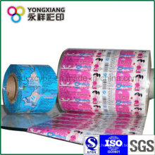 Plastic Packaging Film Roll for Daily Products