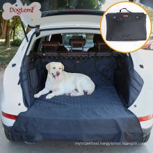 2017 Doglemi SUV waterproof pet car seat cover