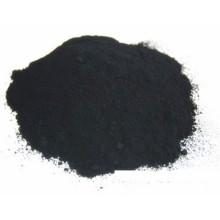 Negro de fumo para pigmento de revestimento em pó