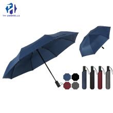 2020 New Arrival Pure Color Rain Umbrella for Advertising/Gift