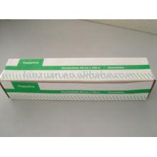 Envoltura de papel de aluminio para alimentos