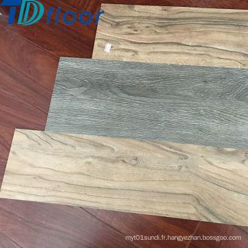 Plancher imperméable imperméable de PVC de dos de vinyle imperméable
