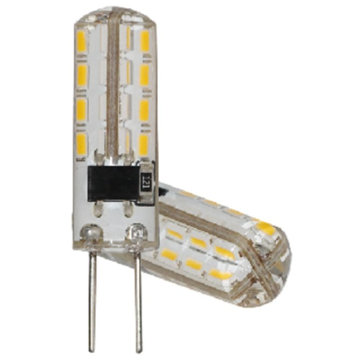 Dimmable G4 220V 3014 32LED Silicon LED Auto Bulb