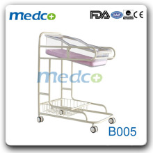 Baby crib with high quality for hospital furniture B005